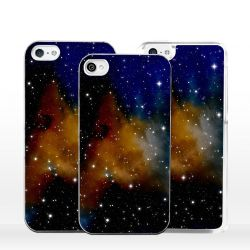 Cover Galassia Universo per iPhone
