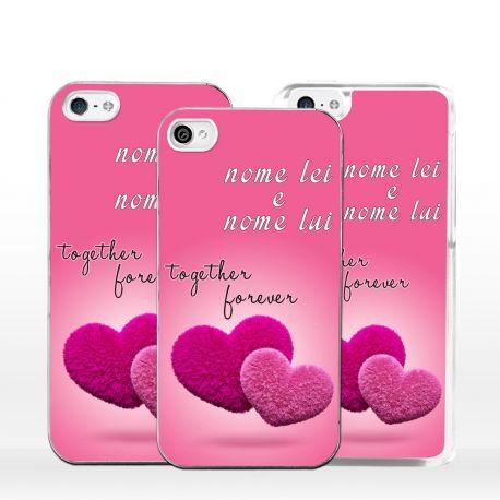 Cover Personalizzata per iPhone San Valentino