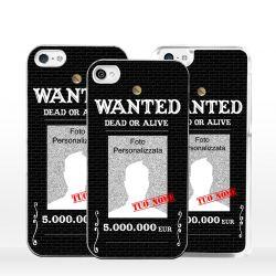 Cover Personalizzata modello Ricercato per iPhone