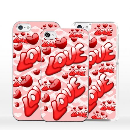 Cover love Amore San Valentino per iPhone