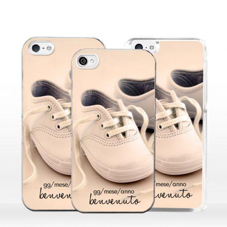 Cover auguri nascita bimbo per iPhone