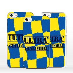 Cover per iPhone ultras tifosi gialloblu