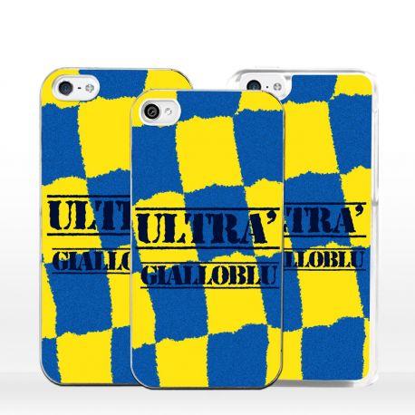 Cover per iPhone ultras tifosi gialloblu