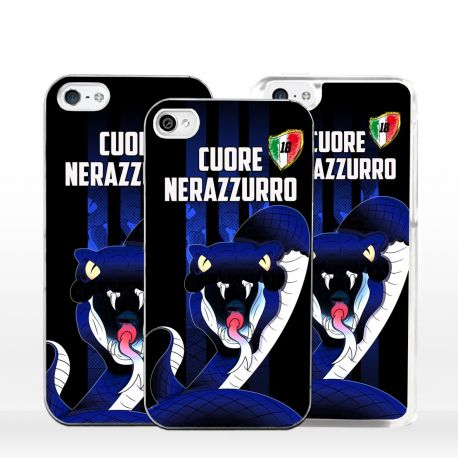 Cover biscione nerazzurro per iPhone Apple