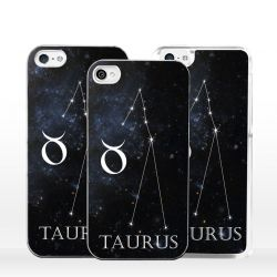Cover Toro segno Zodiacale per iPhone
