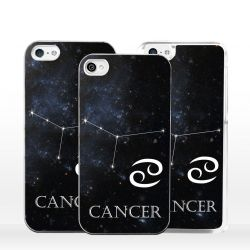 Cover Cancro segno Zodiacale per iPhone