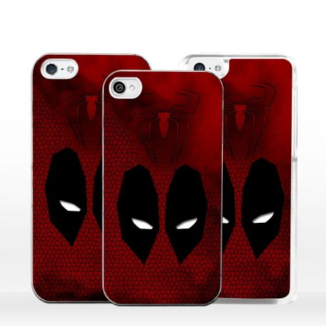Cover Superhero Spider Ragno per iPhone