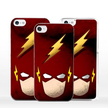 Cover Superhero Lightning Fulmine per iPhone
