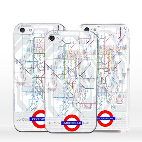 Cover per iPhone Metropolitana Londra