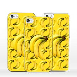 Cover per iPhone collage banane