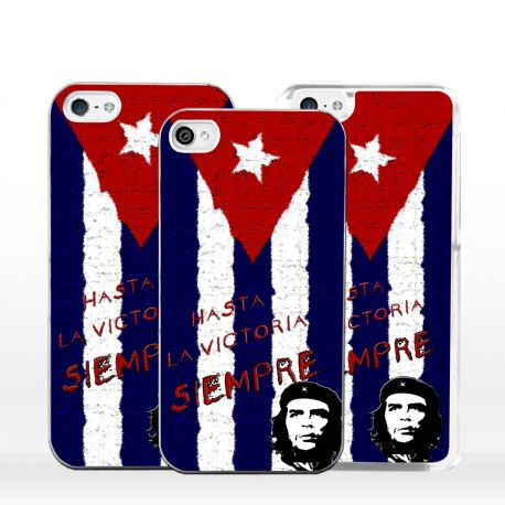 Cover per iPhone bandiera Cuba Che Guevara
