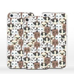 Cover per iPhone gattini siamesi