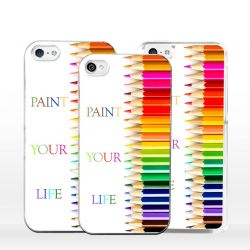 Cover per iPhone Paint your Life