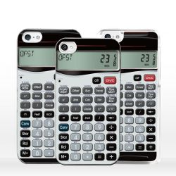 Cover per iPhone calcolatrice matematica