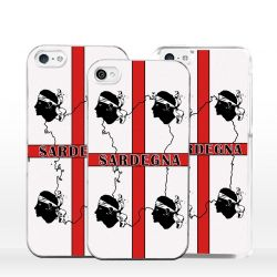 Cover per iPhone bandiera Sardegna 4 Mori