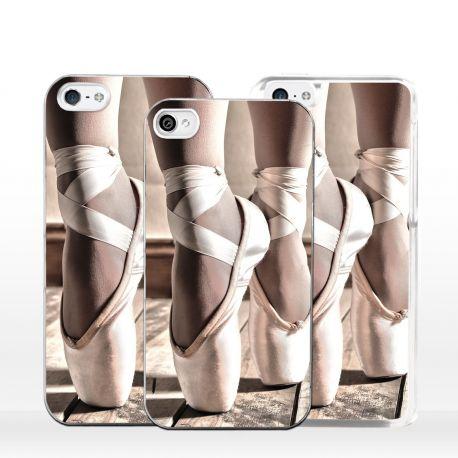 Cover per iPhone scarpette danza classica