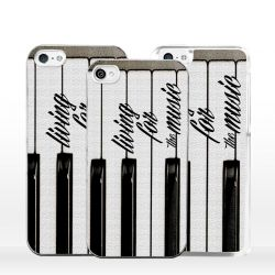 Cover per iPhone musica tasti pianoforte