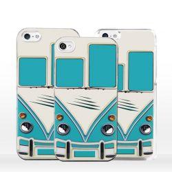 Cover per iPhone pulmino bus anni '60/70