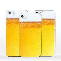 Cover per iPhone bicchiere birra