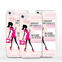 Cover per iPhone chic elegante donna di classe