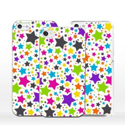 Cover per iPhone stelle colorate