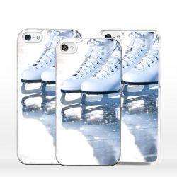 Cover per iPhone pattinaggio artistico su ghiaccio