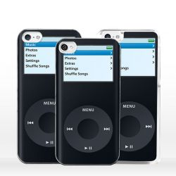 Cover per iPhone lettore musicale iPod