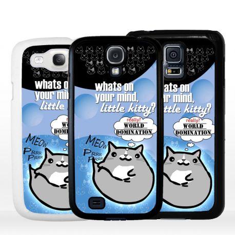 Cover per Samsung disegno gatto Kitty