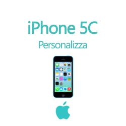 Cover Personalizzata per iPhone 5C