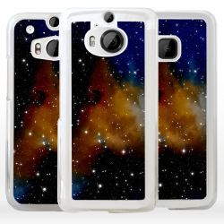 Cover Universo Spazio Galattico per smartphone HTC