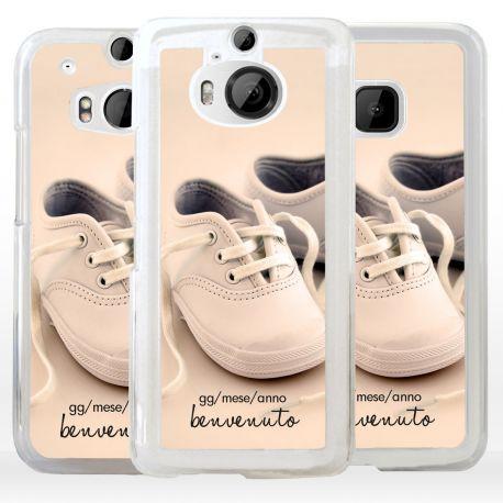 Cover auguri nuova nascita bambino per HTC