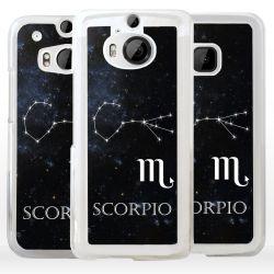 Cover Scorpione segno Zodiacale per HTC
