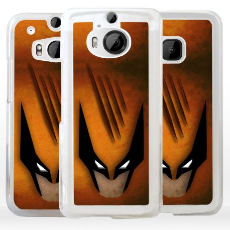 Cover Superhero Wolf Lupo per HTC