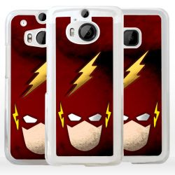 Cover Superhero Lightning Fulmine per HTC