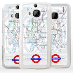 Cover mappa Metropolitana Londra