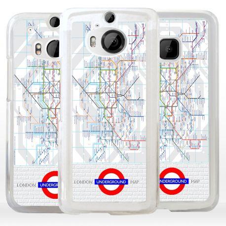 Cover mappa Metropolitana Londra per HTC