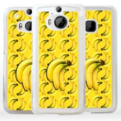 Cover collage banane per HTC Asus Google OnePlus