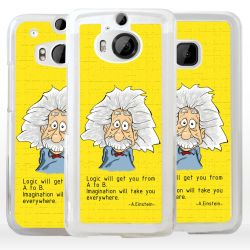 Cover Albert Einstein per HTC Asus Google OnePlus