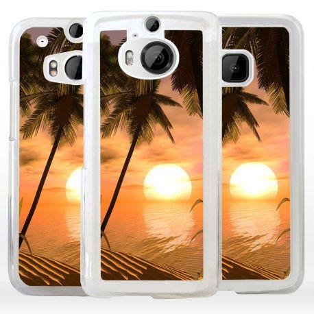 Cover romantico tramonto per HTC