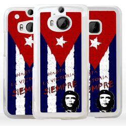 Cover bandiera Cuba Che Guevara per HTC Asus Google OnePlus