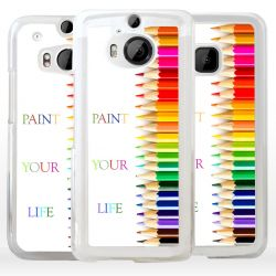 Cover Paint your Life per HTC Asus Google OnePlus