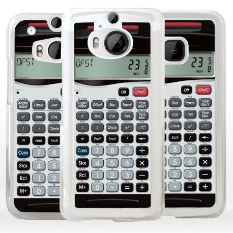 Cover calcolatrice matematica per HTC