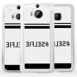 Cover Selfie scritta specchiata per HTC Asus Google OnePlus