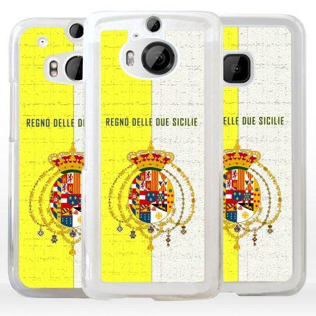 Cover bandiera Borbonica Regno Due Sicilie per HTC