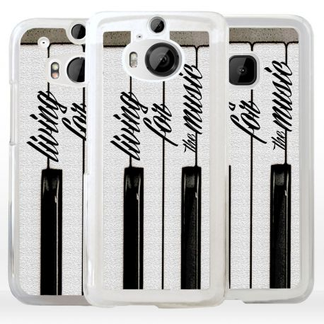 Cover forma pianoforte per HTC