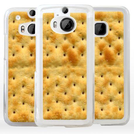 Cover crackers biscotto per HTC