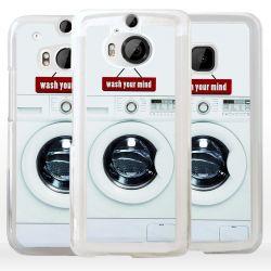 Cover formato lavatrice per HTC