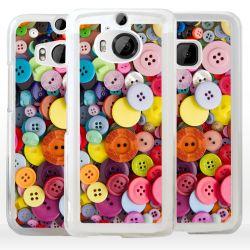 Cover bottoni sarta per HTC