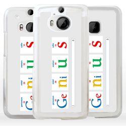 Cover Genius formula Nerd Google per HTC