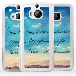 Cover Live Laugh Love per HTC